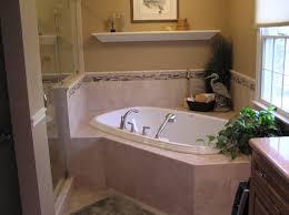 corner bathtub ideas 38 cool bathroom also corner tub shower combo