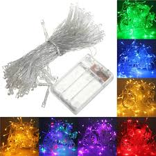 christmas garland battery operated led lights 3m 30 led battery operated led string lights for xmas garland party