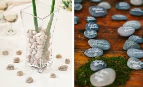 signing rocks wedding guest book leave your paper guestbook in the ages with signing stones
