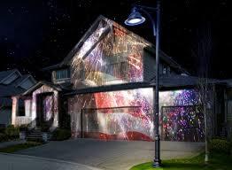 multicolor led 12 pattern motion projection light