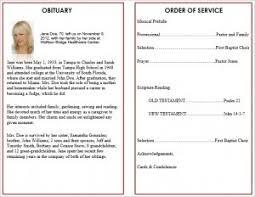 sle funeral program free printable memorial templates paso evolist co