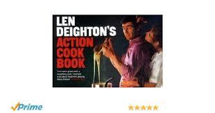italienische len designer cook book de len deighton fremdsprachige bücher