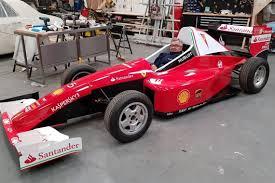 ferrari replica racecarsdirect com ferrari f1 replica racing car full size