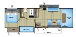 winnebago floor plans class c motorhome floor plans