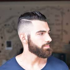 1 sided haircuts men trendy latest ideas for men hairstyles with beard hairzstyle com