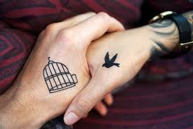 free photo tattoo tattoos couple hands love each other hand max