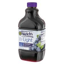 welch s light grape juice nutrition facts welch s light juice concord grape 64 fl oz 1 count walmart com