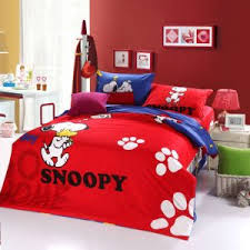 Snoopy Bed Set Snoopy And Friends Bedding Sets Cozybeddingsets