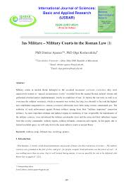 r lementation siege auto ius militare courts in the i pdf