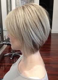 graduated bob for fine hair side view of chic short straight bob hairstyle hairstyles weekly