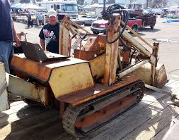 just a car guy i came across a struck magnatrac mt 1800 dozer