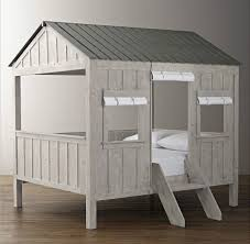 bed for kid kids cabin bed by restoration hardware