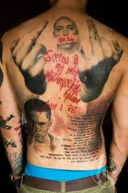 best 25 eminem tattoo ideas on pinterest eminem lyrics eminem
