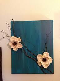 canvas and on pinterest paintings wine ideas flower diy art