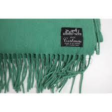 plaid en cachemire foulards hermès plaid cachemire vert ref 31161 joli closet