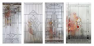 Decorative Shower Doors Glass Doors By Ace Door Window Of Jacksonville Fl Inside