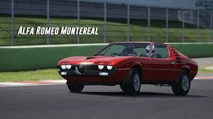 alfa romeo montreal race car alfa romeo montereal assetto corsa download car gameplay
