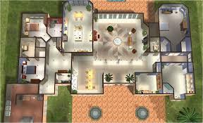 mod the sims montserrat luxury mediterranean villa 3 br 4 ba