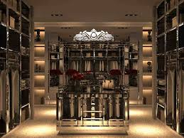 Home Interior Wardrobe Design by Closet And Wardrobe Designs Contemporary Luxurious Walk In Closet