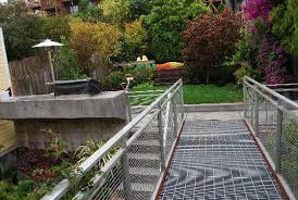 Backyard Bridge Randall House Backyard Bridge Inhabitat U2013 Green Design
