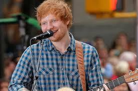 Ed Sheeran Ed Sheeran Popcrush