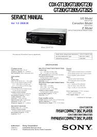sony cdx gt200 wiring diagram and gt610ui gooddy org
