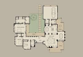 courtyard floor plans uncategorized villa floor plan interesting within