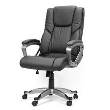 chairs homegear pu office desk chairs executive wheeled computer