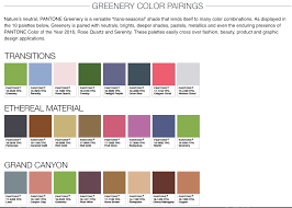 pantone colour of the year and the 2017 pantone color of the