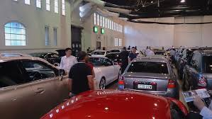exotic car dealership cheap thrills inside the automotive meat market of an exotic car