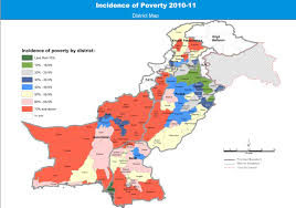 Pakistan On Map Of World by Multidimensional Poverty In Pakistan Undp In Pakistan