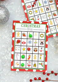 Games To Play In Christmas Parties - free printable holiday party games for kids u2013 fun squared