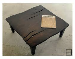 espresso wood coffee table mstrf ad block modern rustic distressed coffee table 32 x
