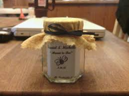 honey jar wedding favors honey jar favors weddingbee