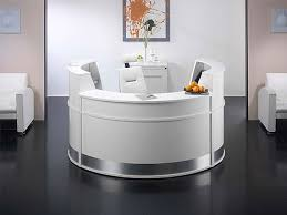 White Office Desks White Office Furniture On Ultra Modern Contemporary White