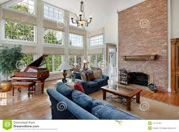 family room two story fireplace stock photos images u0026 pictures