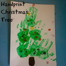 handprint christmas tree handprint christmas tree christmas