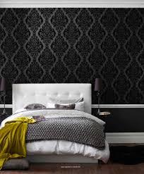 Wohnzimmer Tapeten Weis Design Wohnzimmer Tapeten Schwarz Weiß Inspirierende Bilder