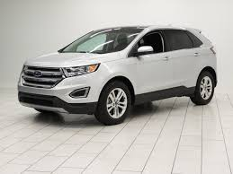 certified pre owned 2016 ford edge sel sport utility in mishawaka