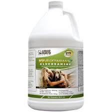 vegetarian glucosamine chondroitin for dogs joint supplements