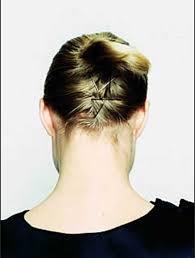 Einfache Hochsteckfrisurenen Kurze Haare by Einfache Dutt Hochsteckfrisur Kurze Haare Mode Ideen