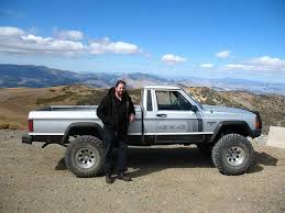 1986 jeep comanche lifted new to me mj member projects your comanches comanche club forums