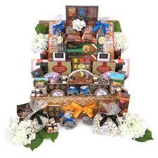 kosher gifts vip kosher gift baskets kosher gift basket deluxe kosher gifts
