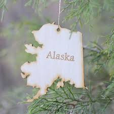 state wood ornaments holidaytimeornaments