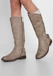 s boots taupe s oliver label winter boots taupe zalando co uk
