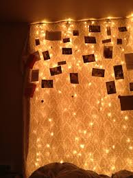 my bedroom wall christmas lights covered in a sheet use safety