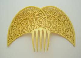 217 best hair combs deco images on deco hair
