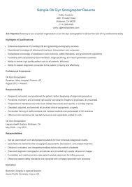 Sample Custodian Resume by Download Sonographer Resume Haadyaooverbayresort Com