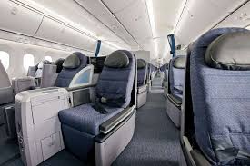 Boeing 787 Dreamliner Interior Dreamliner Future Of Flight Houston Chronicle