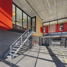 fire station van rooijen nourbakhsh architecten archdaily